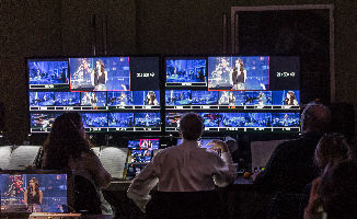 Live From Lincoln Center Control Room